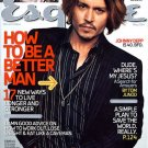 Esquire Magazine-Johnny Depp Cover 05/2004