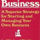 Honest Business by Michael Phillips & Salli Rasberry(1981)