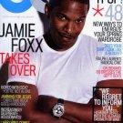 GQ Magazine-Jamie Foxx Cover 02/2005