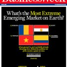 Business Week Magazine-Most Extreme Emerging Market Cover 05/28/2007