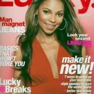 Lucky Magazine-Ashanti Cover 01/2004