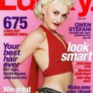 Lucky Magazine-Gwen Stefani Cover 05/2004
