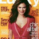 Lucky Magazine-Rachel Bilson Cover 10/2004