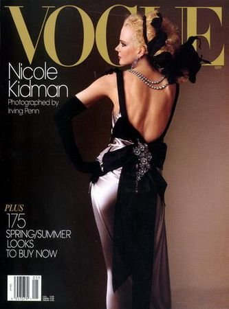 Vogue Magazine-Nicole Kidman Cover 05/2004.