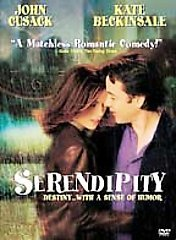 Serendipity (DVD, 2002) starring John Cusack & Kate Beckinsale