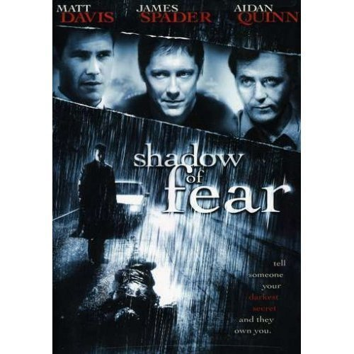 Shadow of Fear (DVD, 2005) starring James Spader & Aidan Quinn