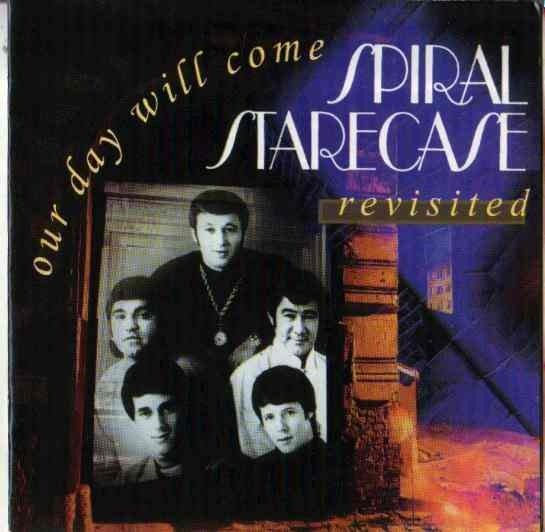 "RARE IMPTD""SPIRAL STARECASE-GREATEST HITS""CD*NEW*SEALED"