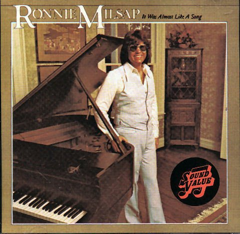 Ronnie Milsap - It Was Almost Like a Song CD