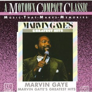 Marvin Gaye - Greatest Hits CD [1976]
