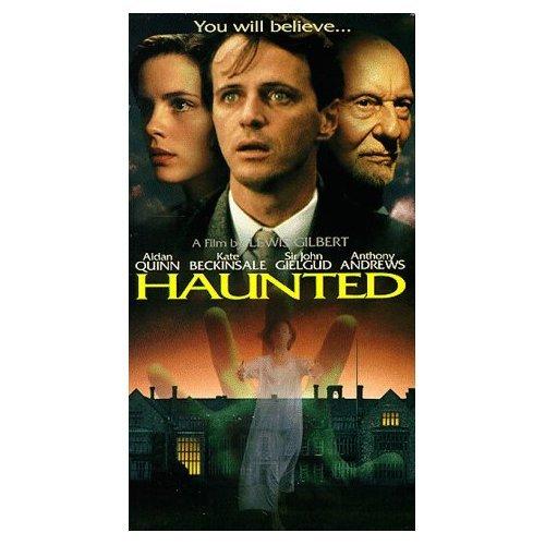 Haunted (DVD) starring Aidan Quinn, Kate Beckinsale, Sir John Gielgud