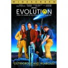 Evolution DVD staring David Duchovny & Julianne Moore