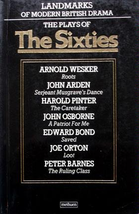 The Plays of the Sixties (Landmarks of Modern British Drama) [Paperback]