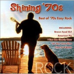 Shining '70s (Best of '70s Rock)cd - Various Artist