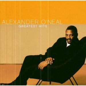 ALEXANDER O'NEAL Greatest Hits CD Near Mint