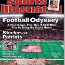 Sports Illustrated Magazine GIANTS STADIUM 09/16/2002