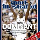 "SPORTS ILLUSTRATED ""Dominant - UCONN"" 04/12/2004"