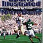 """SPORTS ILLUSTRATED """"Return to Glory-Notre Dame""""09/30/02"""