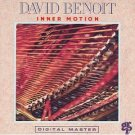 Inner Motion by David Benoit (CD, Sep-1990, GRP USA)