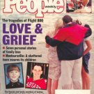 1996 People Magazine: Flight 800 - Love & Grief Stories