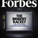 Forbes Magazine May 24, 2010 The Bribery Racket Issue