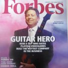 FORBES MAGAZINE 02/02/2009 Guitar Hero issue