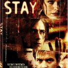 Stay-DvD starring Ewan Mcgregor, Naomi Watts & Ryan Gosling