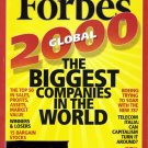 FORBES MAGAZINE 04/17/2006 Biggest Companies in the World issue