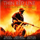 The Thin Red Line DvD starring George Clooney, Jim Caviezel