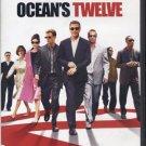 Ocean's Twelve starring George Clooney, Brad Pitt, Matt Damon, Julia Roberts