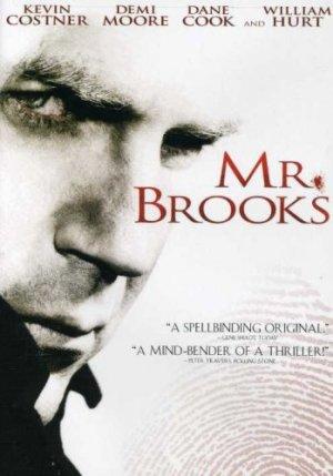 Mr. Brooks DvD starring Kevin Costner, Demi Moore & Dane Cook