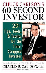 60-Second Investor: 201 Tips, Tools, and Tactics for the Time-Strapped Investor [Paperback]