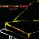 THE BEST OF DAVID BENOIT 1987-1995 AUDIO MUSIC CD