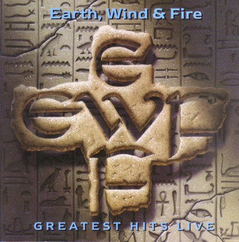 Earth Wind & Fire - Greatest Hits Live [Live] cd