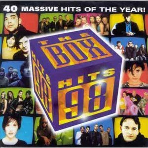 The Box Hits 98 cd - Various Artists [double CD] Imported