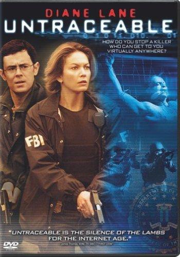 DVD Untraceable starring Diane Lane,Colin Hanks