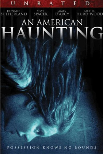 An American Haunting (DVD, Unrated Edition)Sissy Spacek