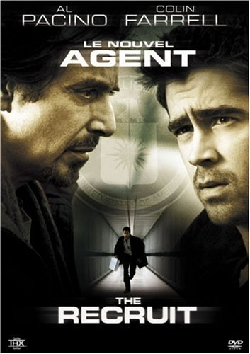 The Recruit DvD starring Al Pacino & Colin Farrell