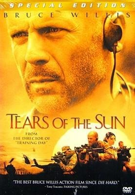 Tears Of The Sun DvD starring Bruce Willis (Special Edition)