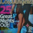 Los Angeles Magazine-25 Great Night Out! Cover 10/2010
