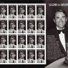 USA Gregory Peck forever stamp sheet (20 stamps)