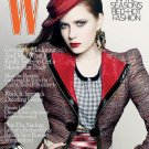 W Magazine-Amy Adams Cover 05/2009