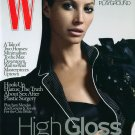 W Magazine-Christy Turlington Cover 01/2009