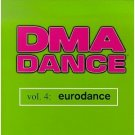 DMA Dance Vol. 4: Eurodance CD - Various Artists