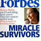 "FORBES MAGAZINE 03/02/2009 ""Miracle Survivors"" issue"