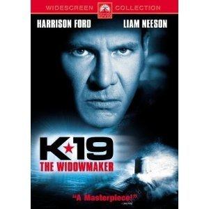 K-19: The Widowmaker dvd starring Harrison Ford