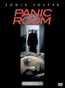 Panic Room DvD starring Jodie Foster & Kristen Stewart