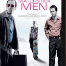 Matchstick Men DvD starring Nicolas Cage & Sam Rockwell