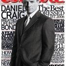 Esquire Magazine-Daniel Craig Cover 09/2006
