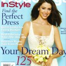Weddings In Style Magazine-Shannon Elizabeth Cover 09/2002
