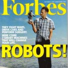 "FORBES MAGAZINE 09/04/2006 ""Robots!"" issue"